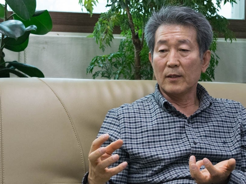 Pastor Chun já resgatou mais de 1.000 mulheres do tráfico sexual na China. (Foto: The GroundTruth Project)