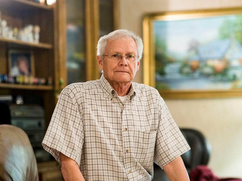 Durante 36 anos, Burrel Lankford e sua esposa (agora falecida) cuidaram de mais de 170 bebês que teriam sido abortados. (Foto: Kut FM)