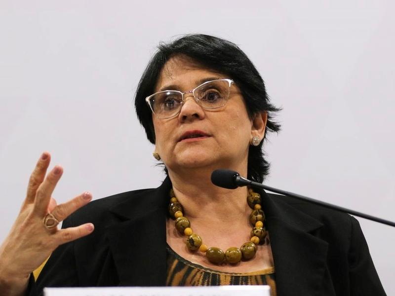 Damares Alves é ministra da Mulher, da Família e dos Direitos Humanos no governo Bolsonaro. (Foto: Valter Campanato / Agência Brasil)