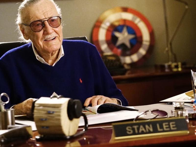 Stan Lee, roteirista e editor da Marvel Comics, morreu aos 95 anos. (Foto: Richard Cartwright/Getty Images)