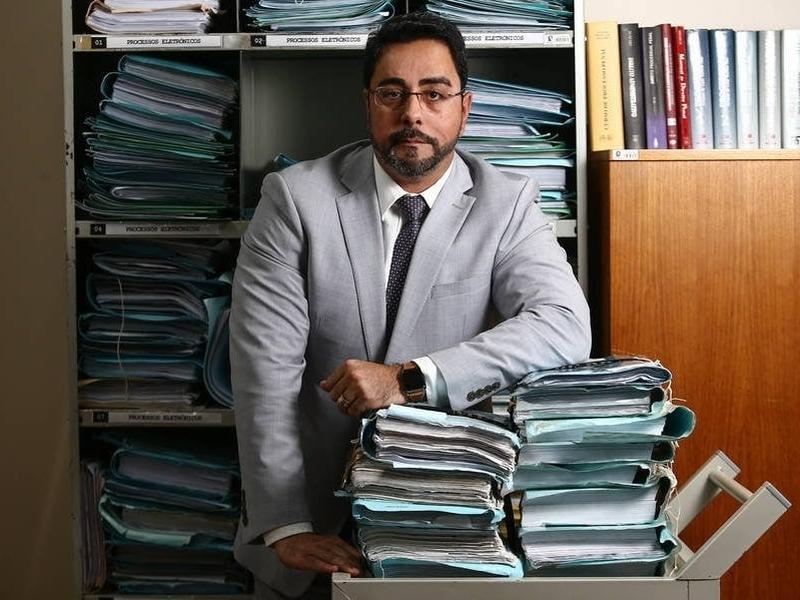Marcelo Bretas é responsável pela 7ª Vara Criminal de Justiça Federal no Rio de Janeiro. (Foto: Wilton Junior/Estadão)