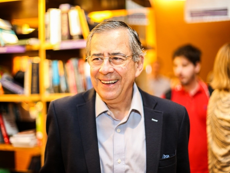 Paulo Henrique Amorim. (Foto: Reprodução/R7)