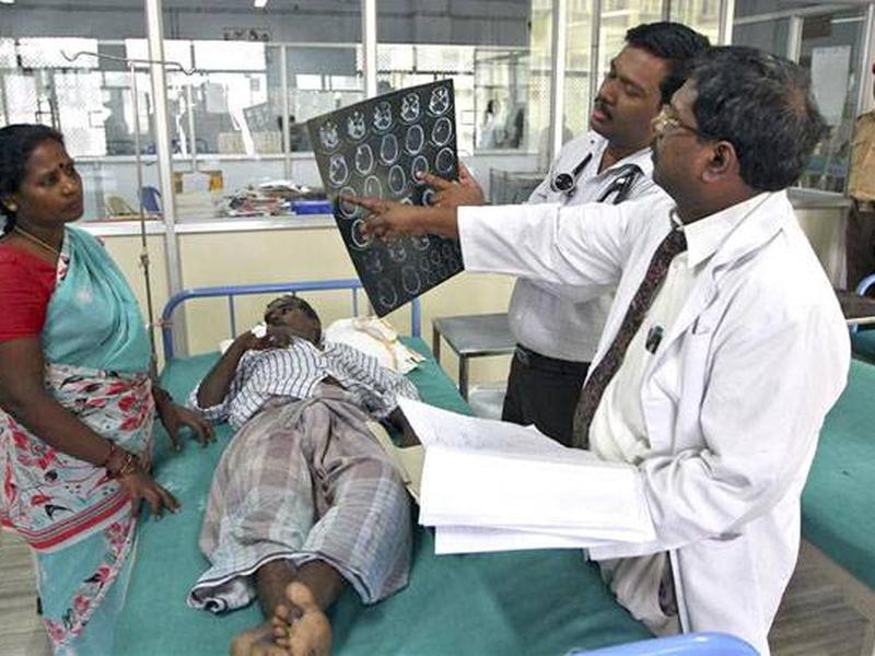 Imagem ilustrativa. Médicos foram impactados com recuperação milagrosa de pastor. (Foto: Reprodução/India Today)