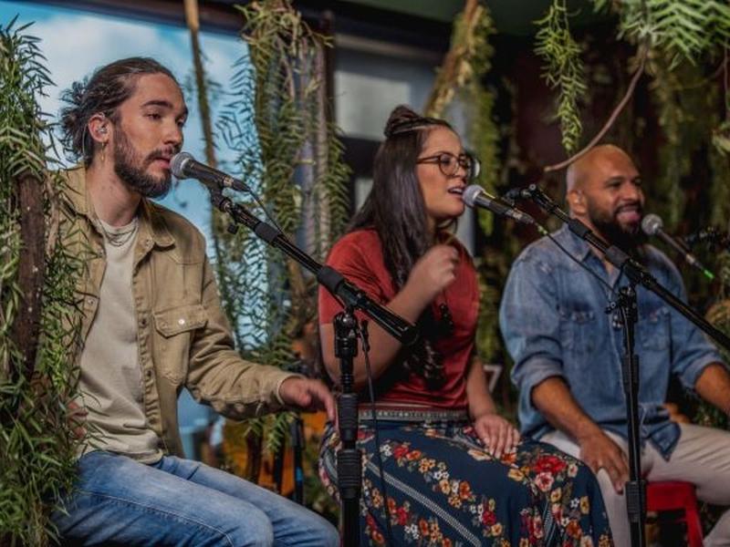 """Grupo Trilo está lançando a canção """"Qual é o Pensamento"""". (Foto: Divulgação)"""