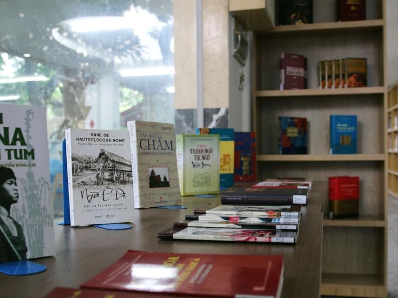 """A Sociedade Bíblica do Vietnã espera que a nova biblioteca seja um """"símbolo da unidade cristã"""". (Foto: Reprodução / Sociedade Bíblica do Vietnã)"""