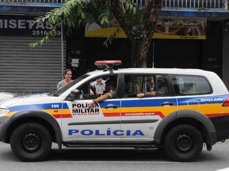A Polícia Militar foi acionada duas vezes para o caso. (Foto: Juarez Rodrigues/EM/D.A Press).
