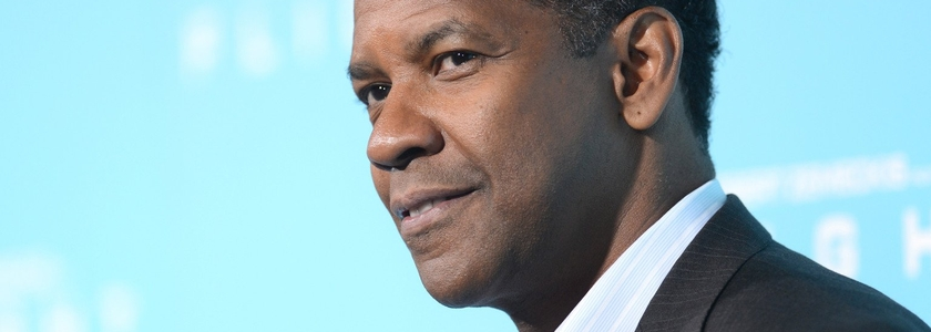Ator americano Denzel Washington. (CNS News/ AP)