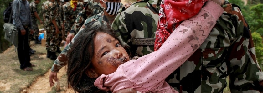 Este já é o segundo terremoto de grande magnitude que atinge o Nepal em menos de duas semanas