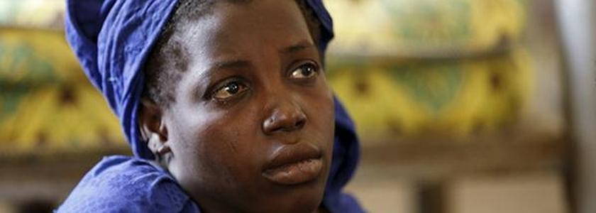 Dentre os libertos do Boko Haram, pelo menos 214 mulheres estão grávidas.