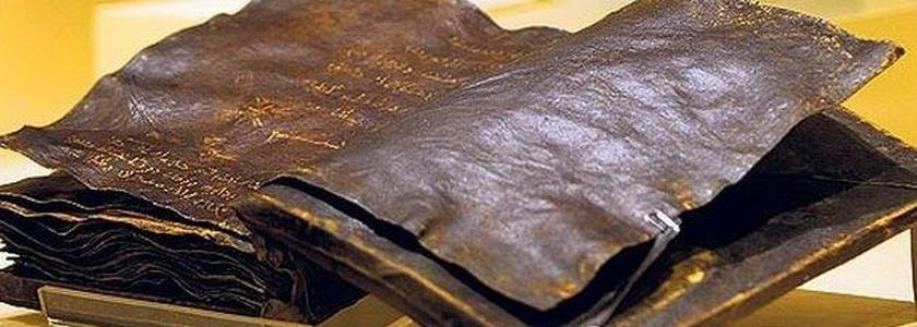 Autoridades turcas descobriram o texto em maio de 2012, no em um prédio da Justiça de Ancara.