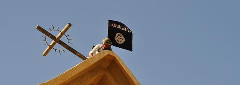 Bandeira do Estado Islâmico no Iraque