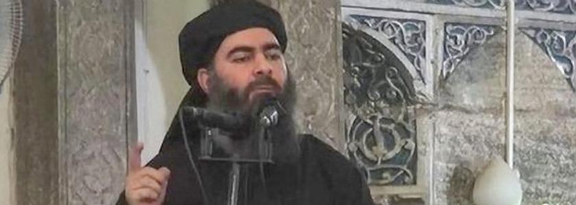 Abu Alaa al-Afari, comandante do Estado Islâmico