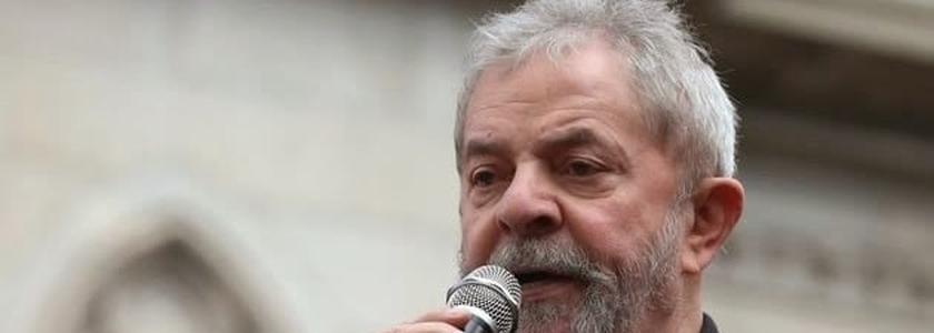 Ex-presidente da República (PT), Luiz Inácio Lula da Silva