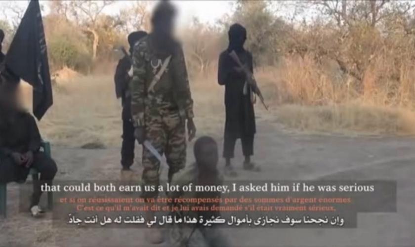 Segundo analistas, o vídeo se assemelha ao estilo de filmagens do Estado Isâmico, contando com direção de imagens e câmeras em alta definição