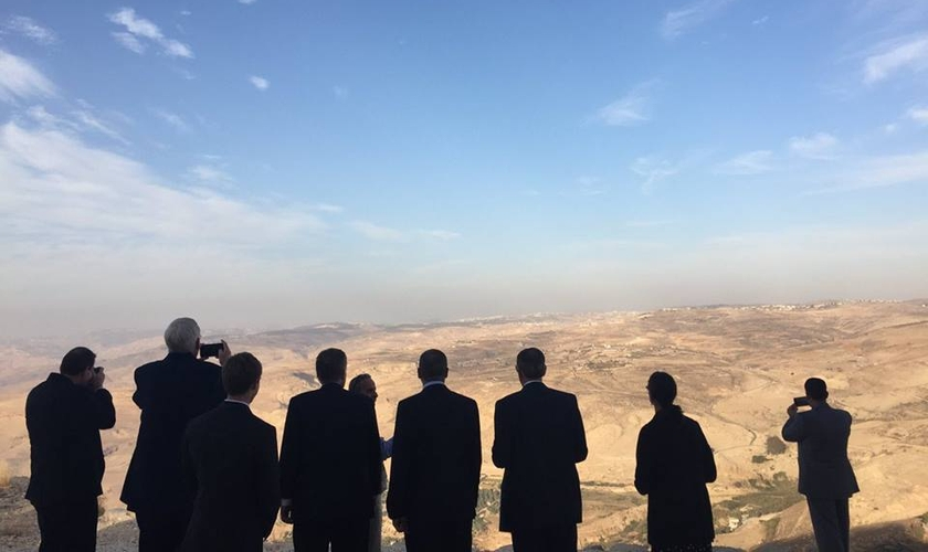O renascimento de Israel em 1948 é uma das principais profecias do Antigo Testamento. (Foto: Joel Rosenberg)
