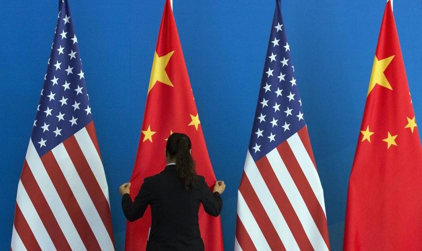 China impediu a entrada do ex-comissário da Comissão dos EUA para a Liberdade Religiosa. (Foto: AFP/Getty Images)