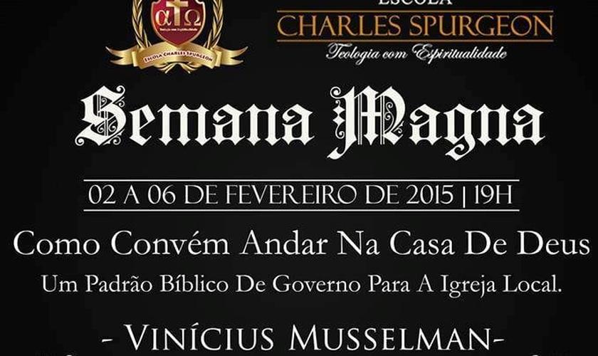 Divulgação - Semana Magna