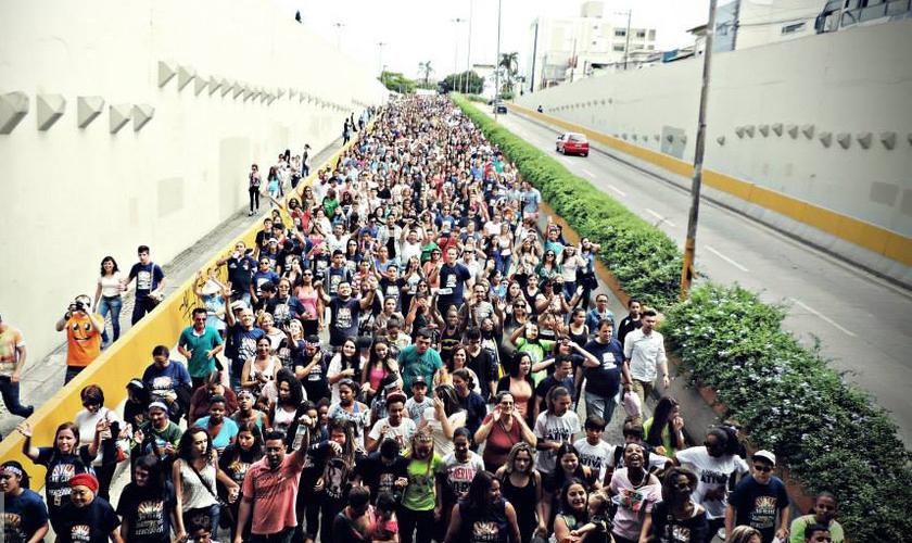 A organização espera um público de 40 mil pessoas nos três dias de evento. (Foto: Divulgação)