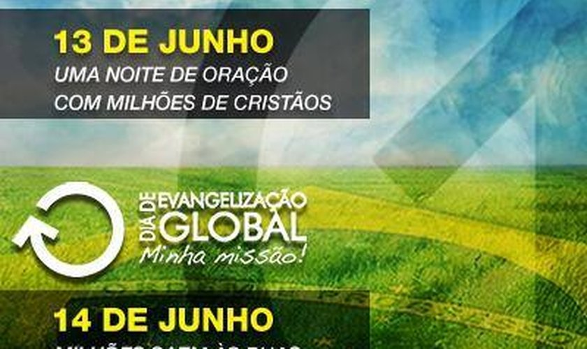 Dia de Evangelização Global