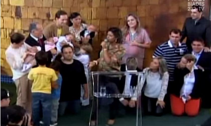 """Nívea Soares: """"O meu primeiro ministério é em casa"""""""