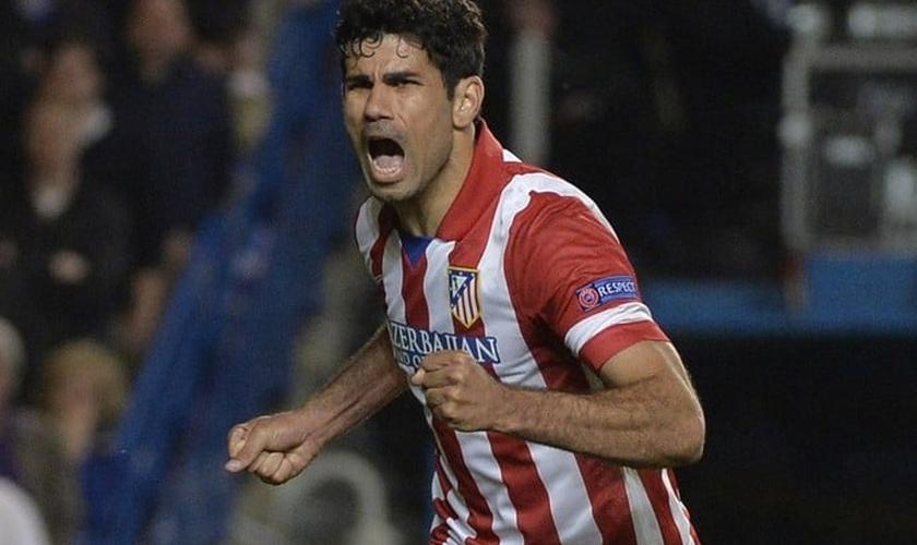 Presença de Diego Costa na Copa está ameaçada