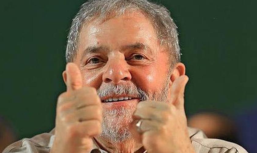 Lula ter seu nome citado em um documento oficial do Ministério Público de São Paulo, que pediu sua prisão preventiva, para que ele não atrapalhe nas investigações da Lava Jato.