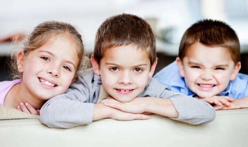 filhos - irmãos