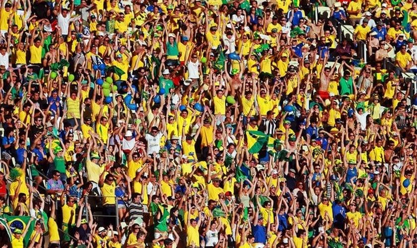 torcida do Brasil