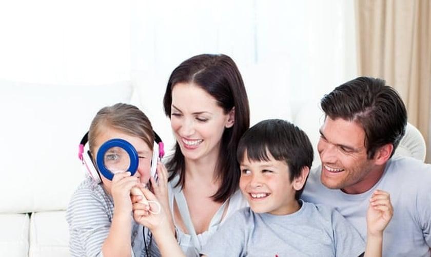 família - autoestima
