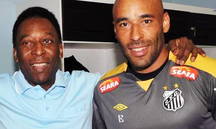 Ex-goleiro do Santos, filho de Pelé é condenado a 33 anos de prisão