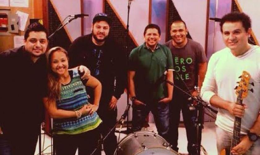 Bruna Karla inicia gravação de novo CD