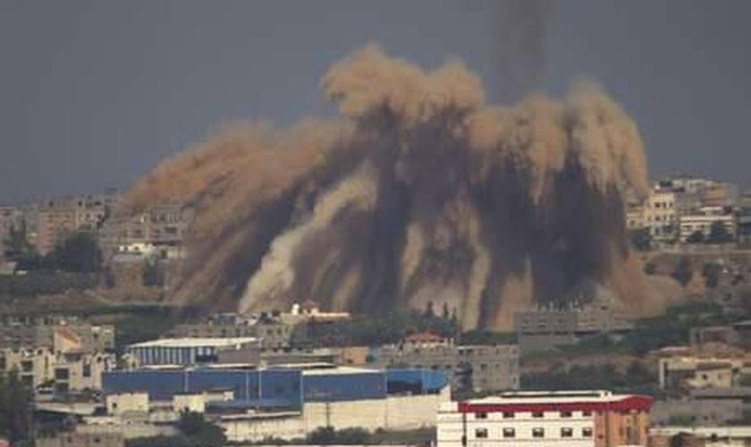 """""""Agora, todos os israelenses são alvos"""", segundo ala militar do Hamas"""