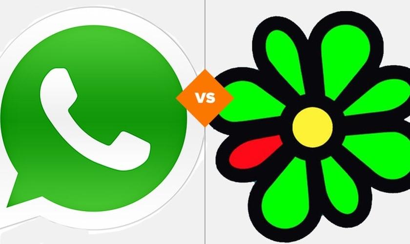 Whatsapp ou ICQ? Quem vence a batalha?