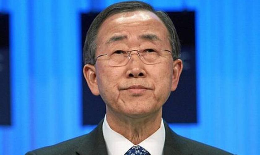 """Secretário-geral da ONU critica """"irresponsabilidade do Hamas"""" e """"dura resposta de Israel"""""""