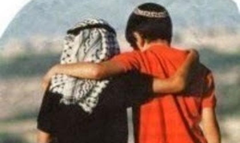 Orai pela paz em Israel