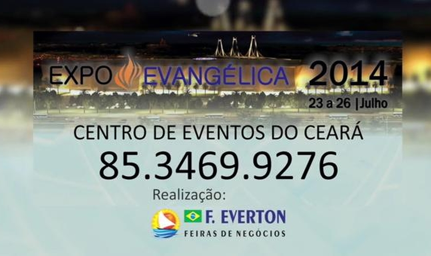 ExpoEvangélica 2014 lança o seu teaser oficial; confira