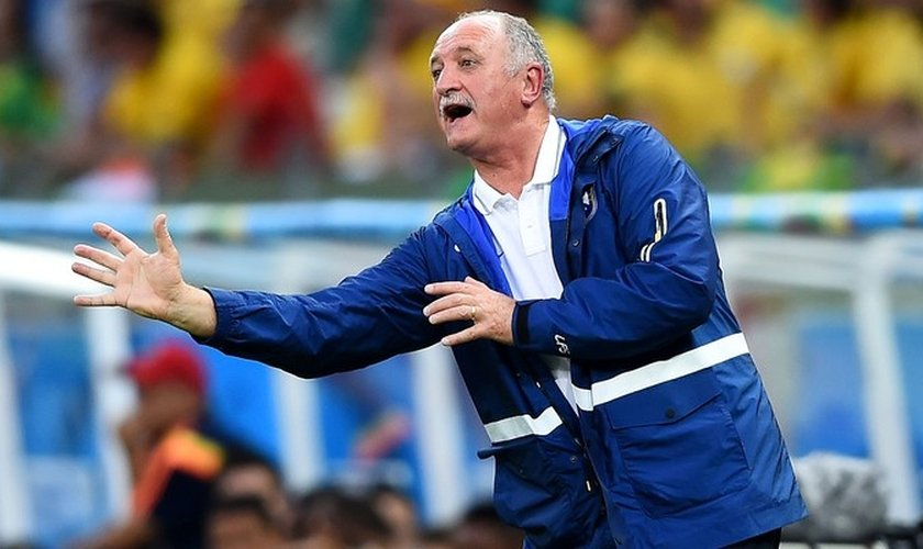 Luiz Felipe Scolari não é mais técnico da seleção brasileira