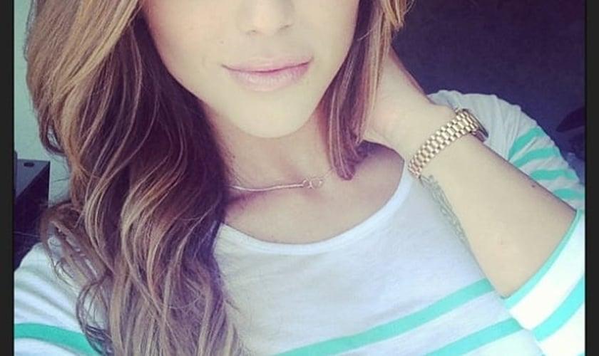 selfie _ mulher