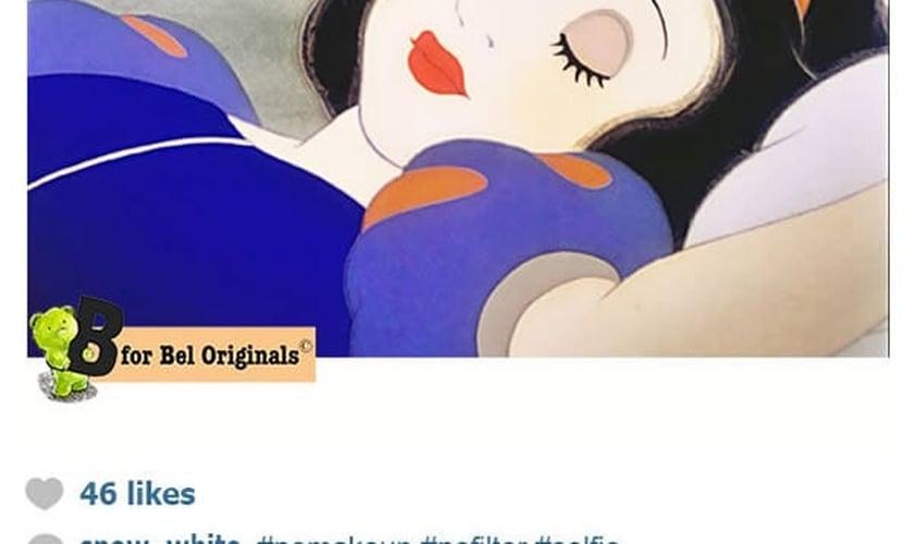 Instagram _ Princesas Disney