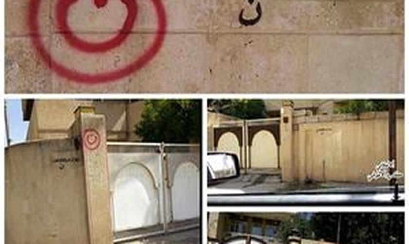 Iraque _ perseguição