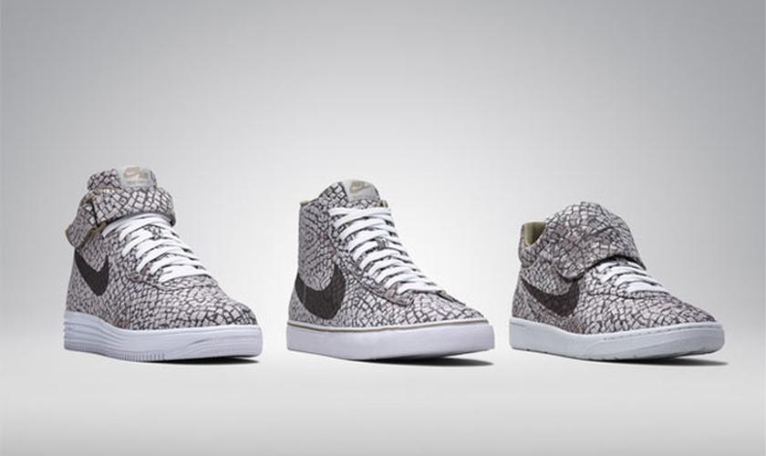 coleção Nike