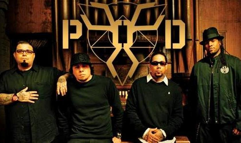 Banda P.O.D. participará do programa Balaio ao final deste mês