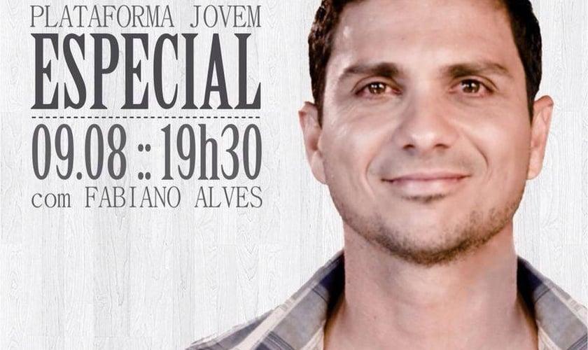 """Fabiano Alves (Vineyard) estará no """"Plataforma Jovem"""", em Fortaleza (CE)"""