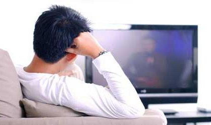 TV causa estresse