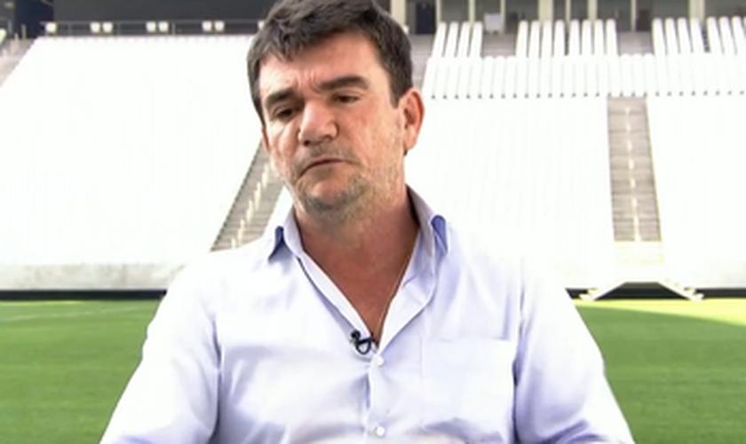 Andrés Sanchez, ex-presidente do Corinthians