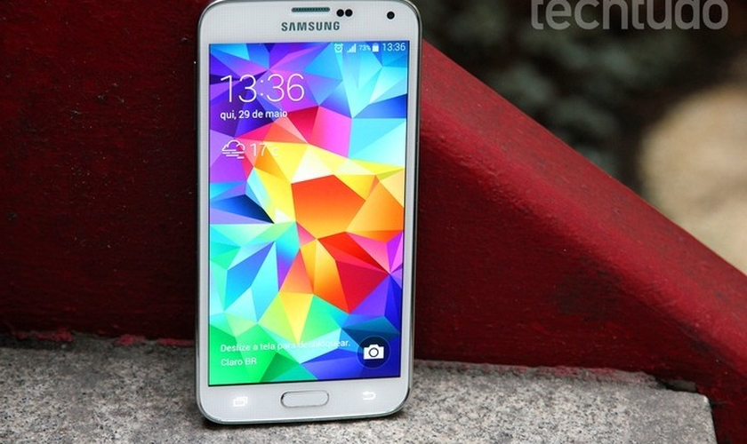 Galaxy S5 foi o smartphone mais vendido de junho no Brasil