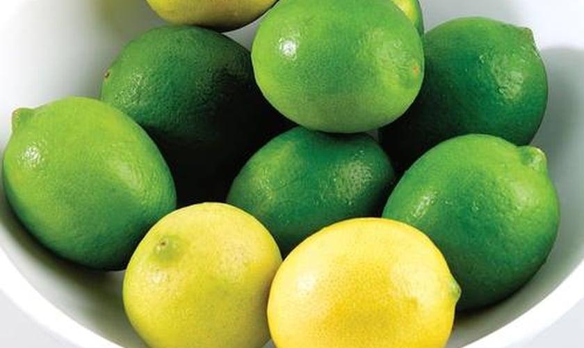 limão para saúde