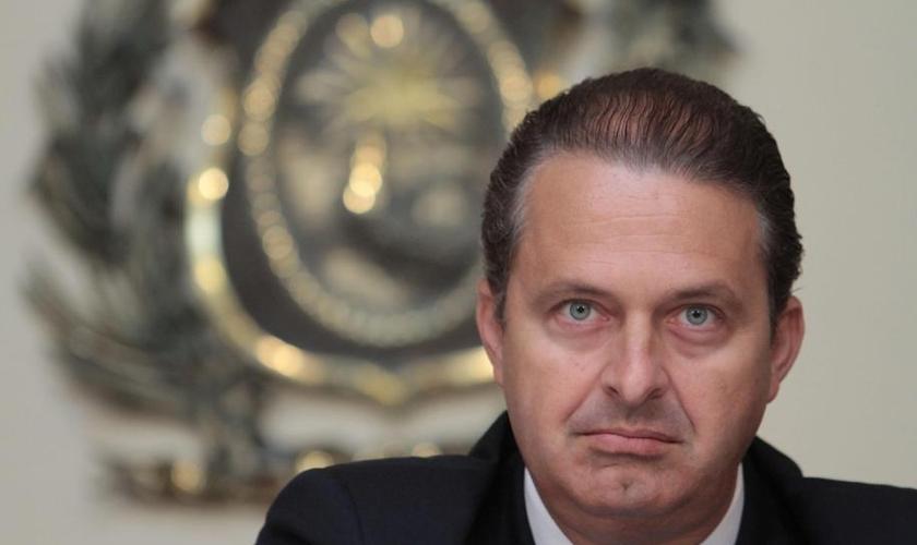 """Pr. Roberto de Lucena lamenta a morte de Eduardo Campos: """"Consternado"""""""