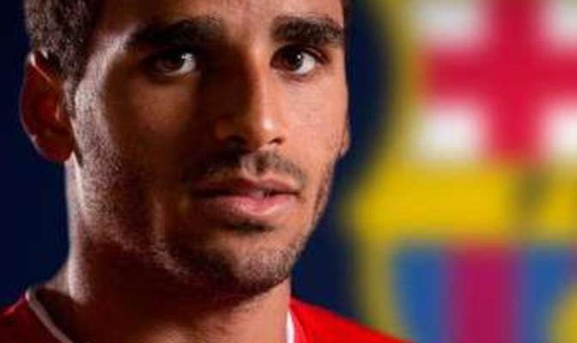 """Em xeque, Douglas promete: """"não decepcionarei no Barça"""""""