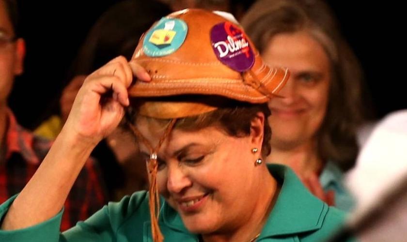 Dilma afirma que ajudará Lula a voltar em 2018 à Presidência